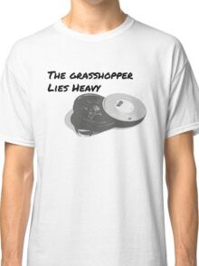 The Man in the High Castle - The Grasshopper Lies Heavy Classic T-Shirt