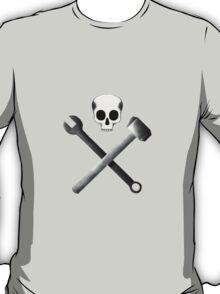 Mechanic's skull T-Shirt