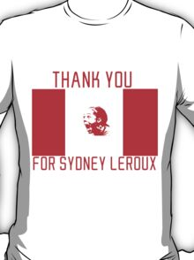 Thank You, For Sydney Leroux T-Shirt