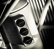 Mechanical Still Life: Vents by jandgcc