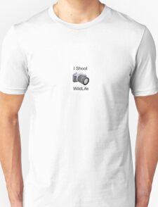 I Shoot Wildlife T-Shirt
