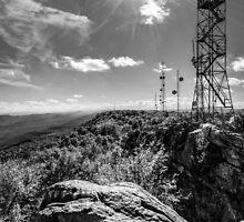 High on the ridge by jandgcc