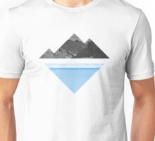 Nature Lovers - Mountain and Sea Unisex T-Shirt