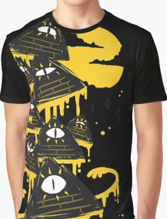 """Night Parade"" Graphic T-Shirt"