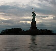 NYC Lady Liberty  by Charli007