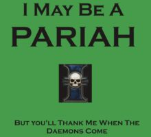 Pariah by Nazgul12