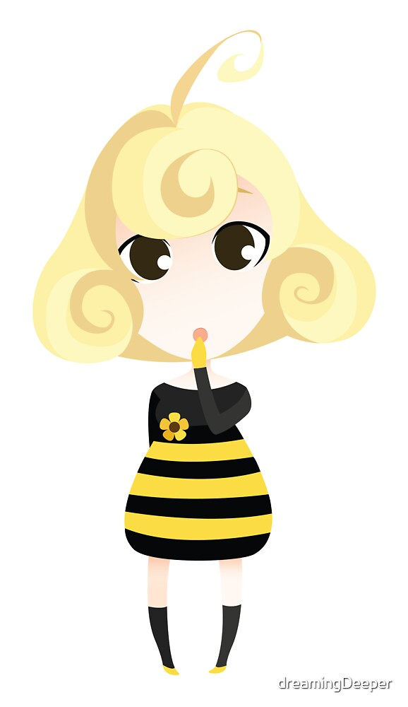 Bumblebee by dreamingDeeper