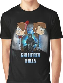 Gallifrey Falls Graphic T-Shirt