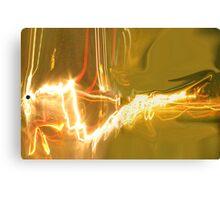 Light speed Dragon Canvas Print
