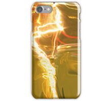 Light speed Dragon iPhone Case/Skin