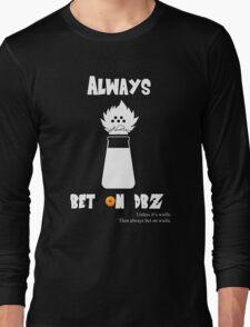 Always Bet On DBZ Long Sleeve T-Shirt