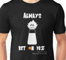 Always Bet On DBZ Unisex T-Shirt