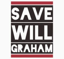 SAVE WILL GRAHAM by nadievastore