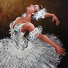 ballerina by dusanvukovic