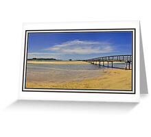 Urunga Panorama. Greeting Card