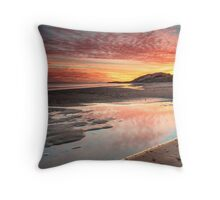 Bliss - the Cropped Version Throw Pillow
