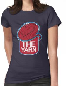 The Yarn Logo Shirt Womens Fitted T-Shirt
