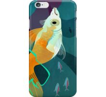 The Guppy iPhone Case/Skin
