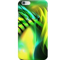 Lime Crescent iPhone Case/Skin