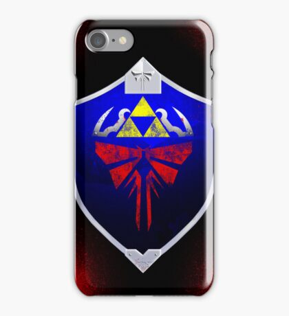 The Legend of the Fireflies iPhone Case/Skin