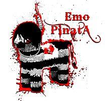 emo pinata Photographic Print