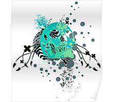 skulls : hi-fi Poster