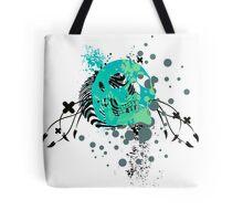 skulls : hi-fi Tote Bag