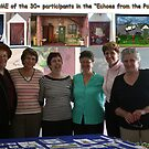 "Just SOME of the 30 participants/volunteers: ""Echoes from the Past"". by Ozcloggie"