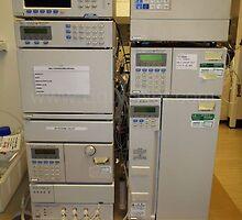 HPLC Equipment System by Jamesdermot