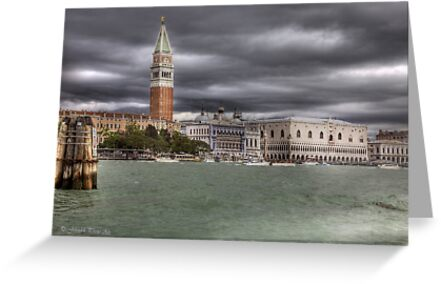 Dark clouds over Venice  [FEATURED] by John44