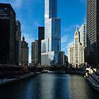 Chicago Blues by Georgia Mizuleva