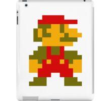 8-Bit Mario iPad Case/Skin