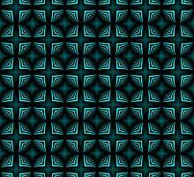 Modern seamless pattern by green52