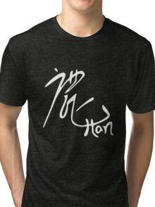 Luhan Signature Tri-blend T-Shirt