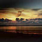 Sunset in Zeeland by Johanna26