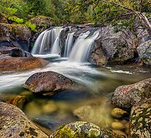 A Mountain Flow by Mark  Lucey