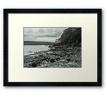 Lake St. Claire, Tasmania, Australia Framed Print