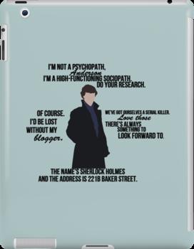 Sherlock by ChristieRose