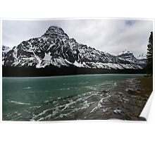 Waterfowl Lake, Banff National Park, Canada, 2013 Poster