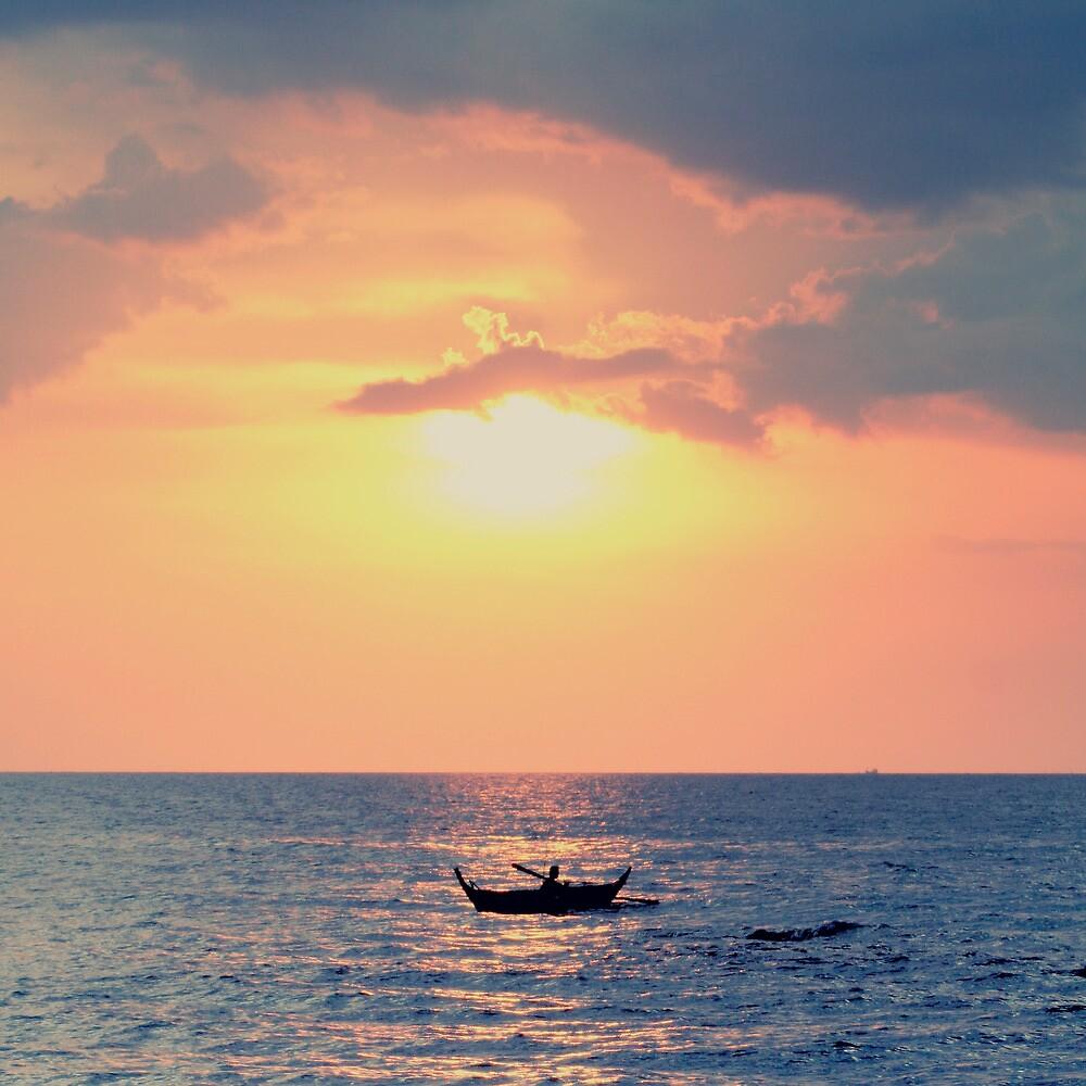 Endless summer  by areyarey