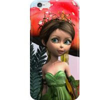Fairy in Woodland iPhone Case/Skin