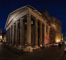 Pantheon by Ruben Emanuel