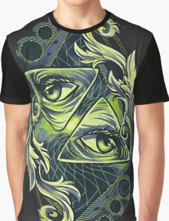 Two Eyes Graphic T-Shirt