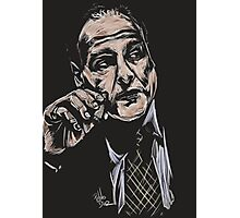Tony Soprano / James Gandolfini Photographic Print