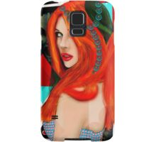 Wonderland Samsung Galaxy Case/Skin