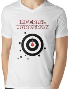 Imperial Marksman Mens V-Neck T-Shirt