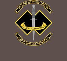 2nd Commando Regiment Unisex T-Shirt