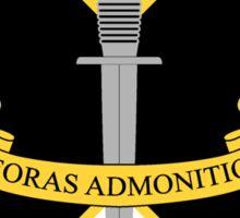 2nd Commando Regiment Sticker
