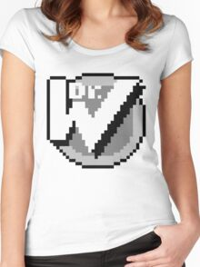 Dr Wiley Logo Women's Fitted Scoop T-Shirt