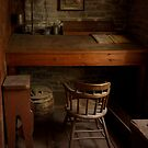 Roblin's Mill Office by Holly Cawfield